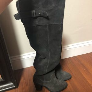 Dolce Vita suede over the knee boots